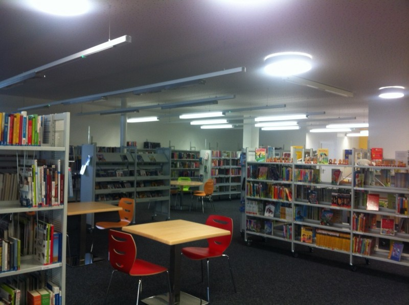 Bibliothek Embrach
